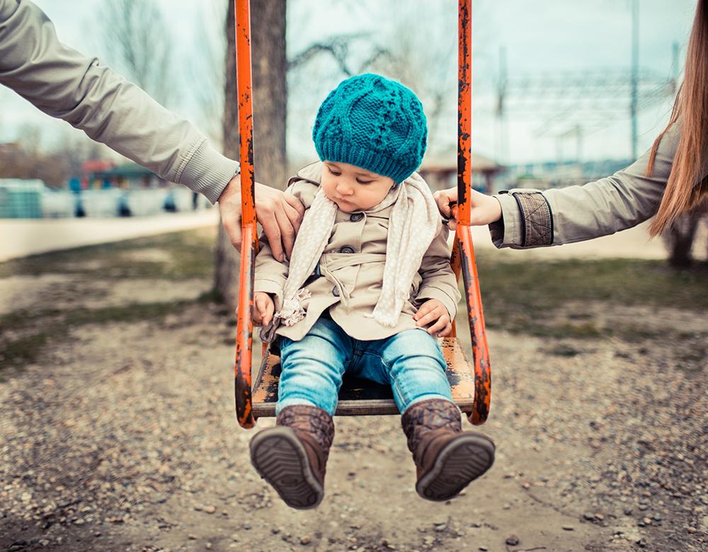 children and divorce in nc